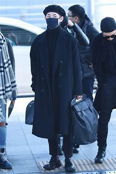 93 best taehyung airport fashion images on
