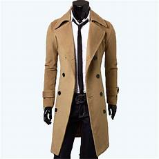 cheap trench coats for free shipping trench coat autumn and winter mens