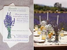lavender love rustic chic bridal shower inspiration