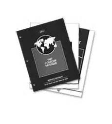 Automotive Service Manuals Shop Manuals Repair Information