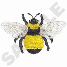 bumble bee embroidery design annthegran