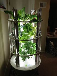 Garden Light Tower My Indoor Tower Garden With Grow Lights Moves Outside In
