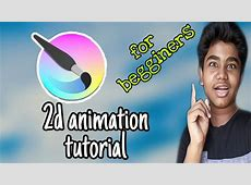 How To animate in krita for beginners   free 2d animation