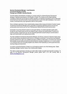 Cover Letter For Business Development Manager Cover Letter For Business Development Manager Doc 200