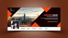 Design A Cover Photo For Facebook Timeline Corporate Facebook Cover Design Photoshop Cc Tutorial