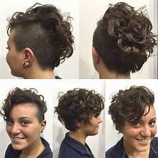 kurzhaarfrisuren locken undercut 35 hairstyles to rock your