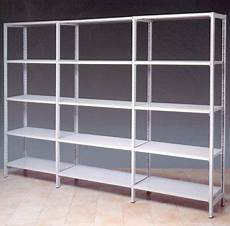 librerie metalliche produttore scaffali modulari componibili per garage e box
