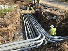 Cable Duct Bank Design 35 Miles Of Cable Moving Underground Beaufort Sc Live