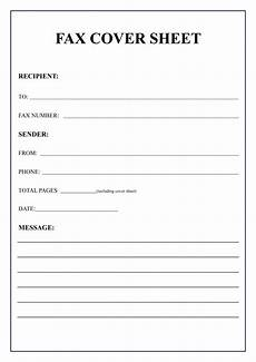 Printable Fax Cover Sheets Free Fax Cover Sheet Template Pdf Word Google Docs Faq