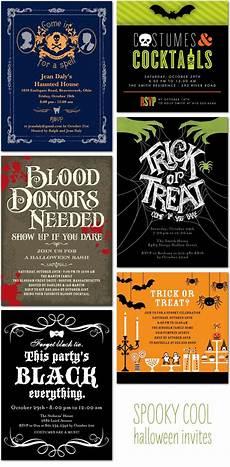 Halloween Invites Halloween Invitation Ideas Invitation Crush