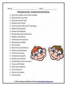 Comparison Essays Topics Compare And Contrast Essay Topic How To Write A Compare