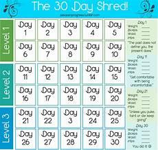 30 Day Calendar 30 Day Calendar For Weight Loss Cubeposts