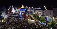 Christmas Lights In Stockton Ca Stockton High Street Takes Rising Star Title In Great