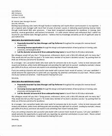 Marketing Sales Cover Letter Free 9 Sample Sales Cover Letter Templates In Ms Word Pdf
