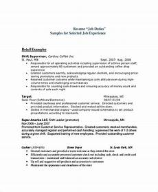 Target Cashier Duties Free 11 Sample Cashier Job Descriptions In Pdf Ms Word