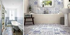 patchwork bathroom 10 ways to use patterned tiles in your bathroom project
