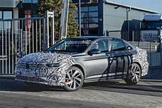 Volkswagen Vento Gli 2020 by Volkswagen Vento Jetta Gli En Pruebas Se Presenta En