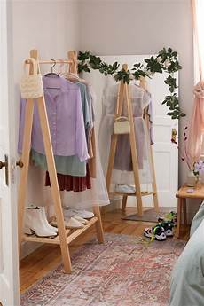 wood clothes rack everyday wooden clothing rack outfitters