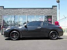 2013 Nissan Altima Rims by 2013 Nissan Altima Coupe On Custom 18 Inch Matte Black