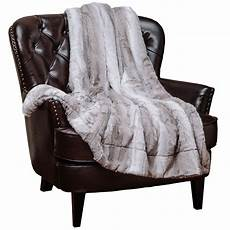 chanasya soft fuzzy fur throw blanket faux