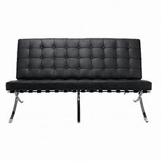 Barcelona Sofa Png Image by Barcelona Chair 2 Seater