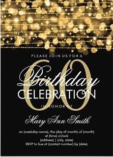 Free Printable 60th Birthday Invitations Templates 49 Birthday Invitation Templates Psd Ai Word Free