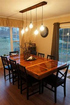 Walmart Dining Room Light Fixtures Dining Room Light When You Can T Afford It Make It 7