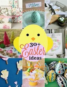 egg themed easter decor yesterday on tuesday