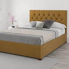 aspire velvet end lift ottoman storage bed in 2020