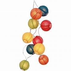 Rice Paper Ball Lights Coloured Round Ball Rice Paper String Fairy Lights Ebay