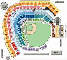 Pittsburgh Pirates Virtual Seating Chart Season Ticket Holders Seating And Pricing Pittsburgh