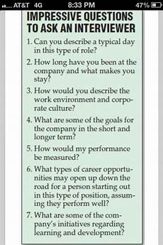 Questions To Ask In An Interviewee Questions To Ask An Interviewer