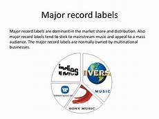 Major Record Labels Big 3 Recordlabels