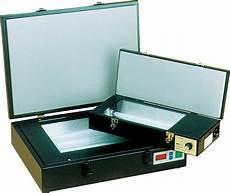 Uv Light Box For Cyanotypes Uv Exposure Light Boxes