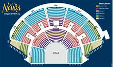 Paranormal Cirque Seating Chart Park And Resort Maps Thedibb
