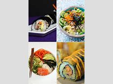 Homemade Sushi Recipes   POPSUGAR Food