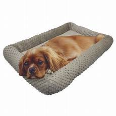 bv pet padded plush bed kennel and crate mattress 42