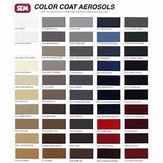 Sem Trim Paint Color Chart Body Paint Sem Paints Sem15183 Color Coat Warm Gray