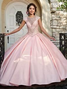 lareina quinceanera dresses style mq2025 in blush