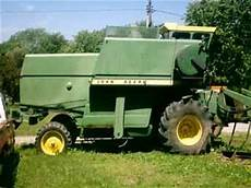 Used Farm Tractors For Sale John Deere 6600 Combine 2003
