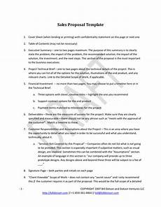 Business For Sale Proposal Template 6 Sales Proposal Templates Proposal Template