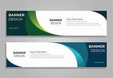 Banner Design Corporate Banner Design Template Download Free Vectors