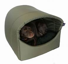 omega hooded cave covered bed large for
