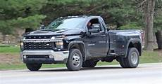 2020 Chevrolet 3500 For Sale by 2020 Chevy Silverado Hd Single Cab Dually Spied Fully