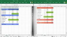 Comparing Excel Sheets Excel Compare Two Worksheets And Highlight Differences