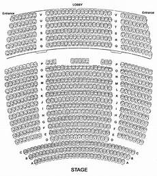Door County Auditorium Seating Chart District Five Fine Arts Center Seating Configuration