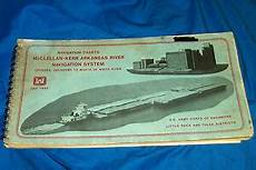 Army Corps Of Engineers River Charts Navigation Charts Arkansas River System Oklahoma White
