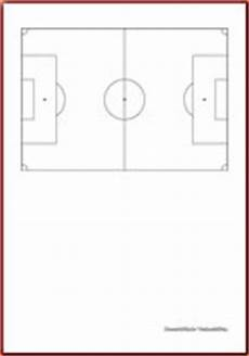 Football Field Template Printable Free Download Best