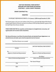 Simple Contractor Agreement Template Simple Independent Contractor Agreement Dengan Gambar