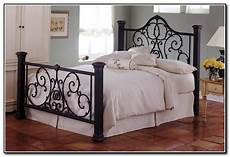 wrought iron bed frames beds home design ideas